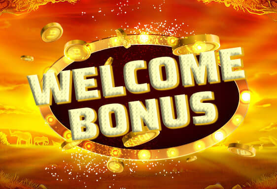 welcome bonus offer golden